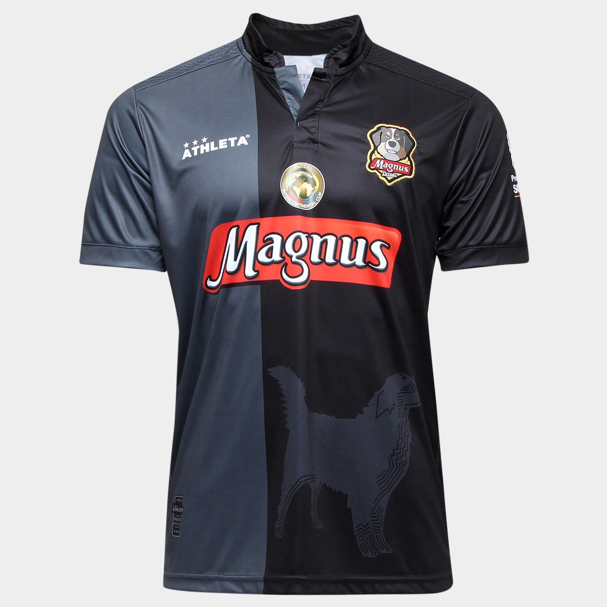 Camisa Magnus Futsal II s nº 17 18 - Torcedor Super Bolla Masculina -  Compre Agora  6232081e9e359