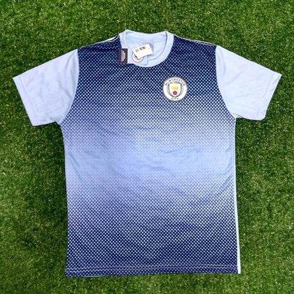 Camisa Manchester City Lincoln Spr Sports Masculino