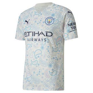 Camisa Manchester City Compre Online Netshoes