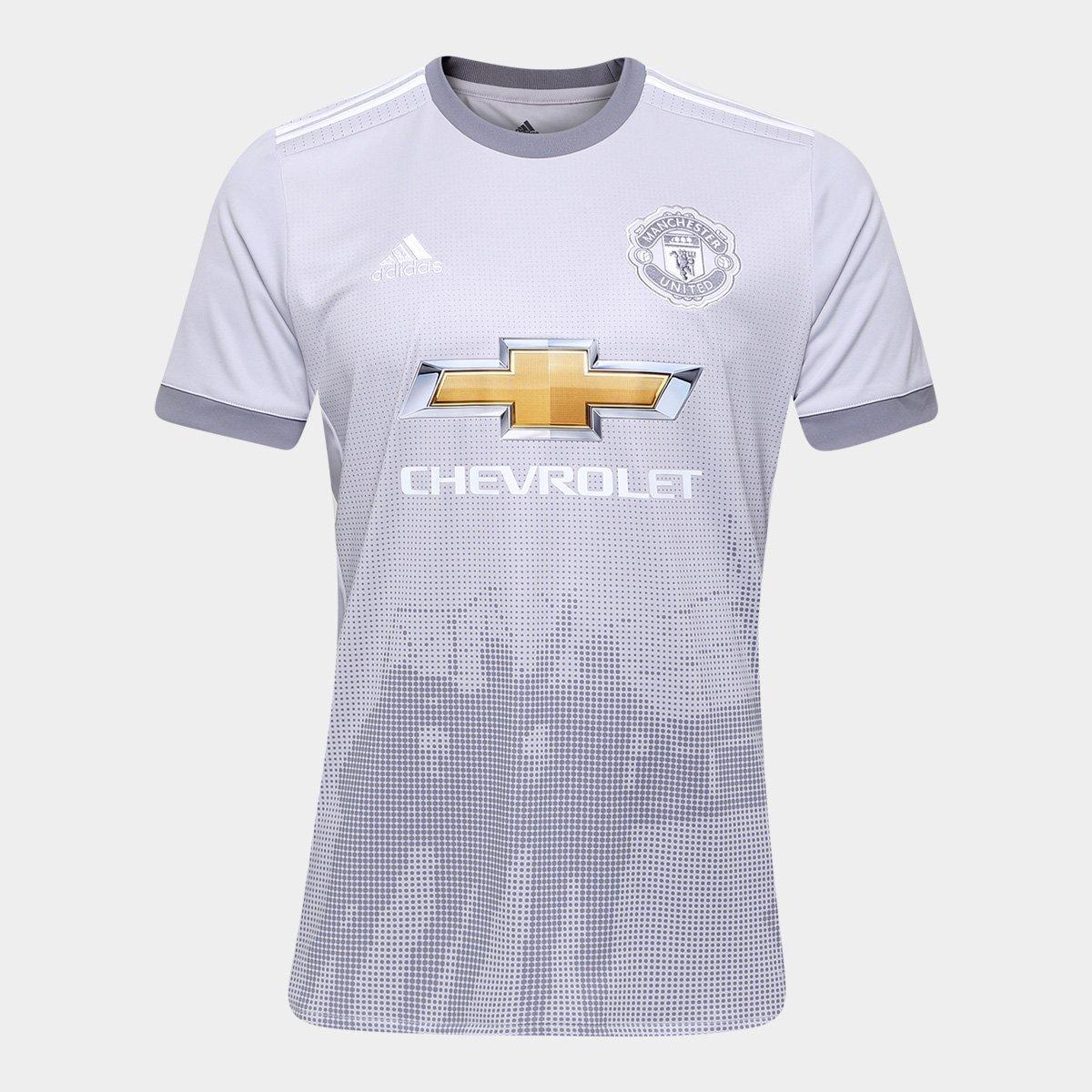 Camisa Manchester United Third 17 18 - S N Torcedor Adidas Masculina d0cbe729295d6
