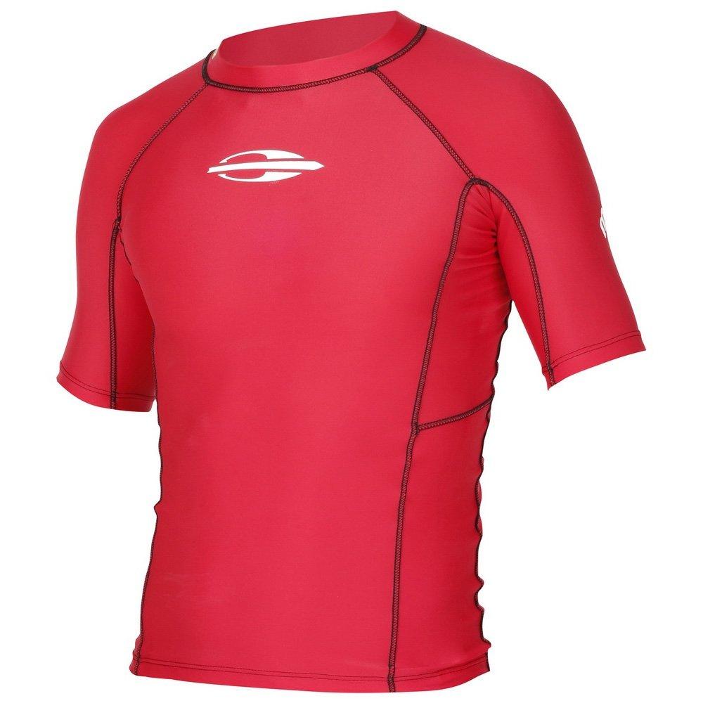 cd5126bb2e3fb Camisa Manga Curta Uv Gromm Lycra® 0.5Mm Mormaii Infantil - Vermelho -  Compre Agora