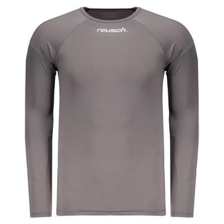 Camisa Manga Longa Térmica Reusch Underjersey  Masculino