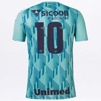 Camisa Masculina Chapecoense Of.3 2019 (Atleta) Umbro