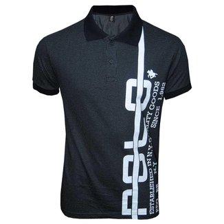 Camisa Masculina Quality Goods Polo RG518