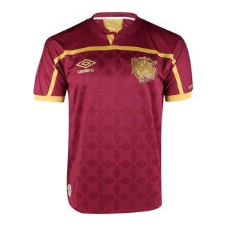 Camisa Masculina Sport Recife III Vinho Umbro 2020