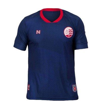 Camisa Náutico 2021 Goleiro NSEIS Azul Oficial