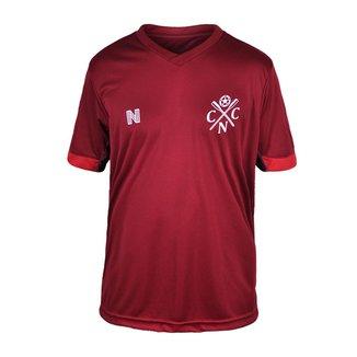 Camisa Náutico 2021 N6 Bordô Oficial