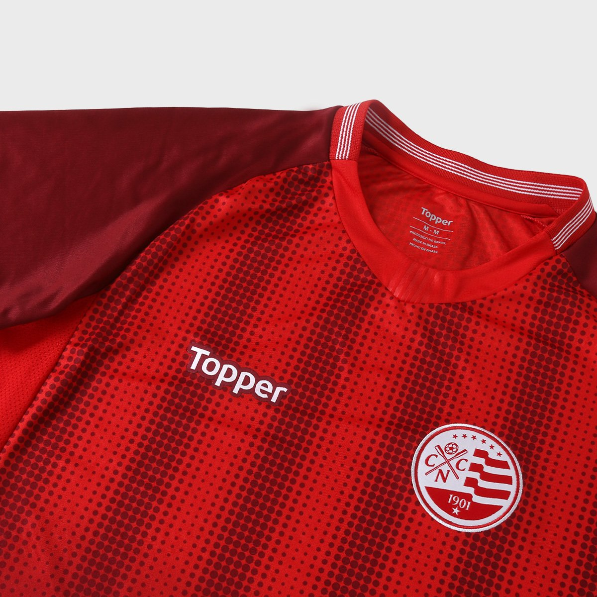 Camisa Náutico III 2018 s n° Aflitos - Torcedor Topper Masculina ... f5d849b82c893