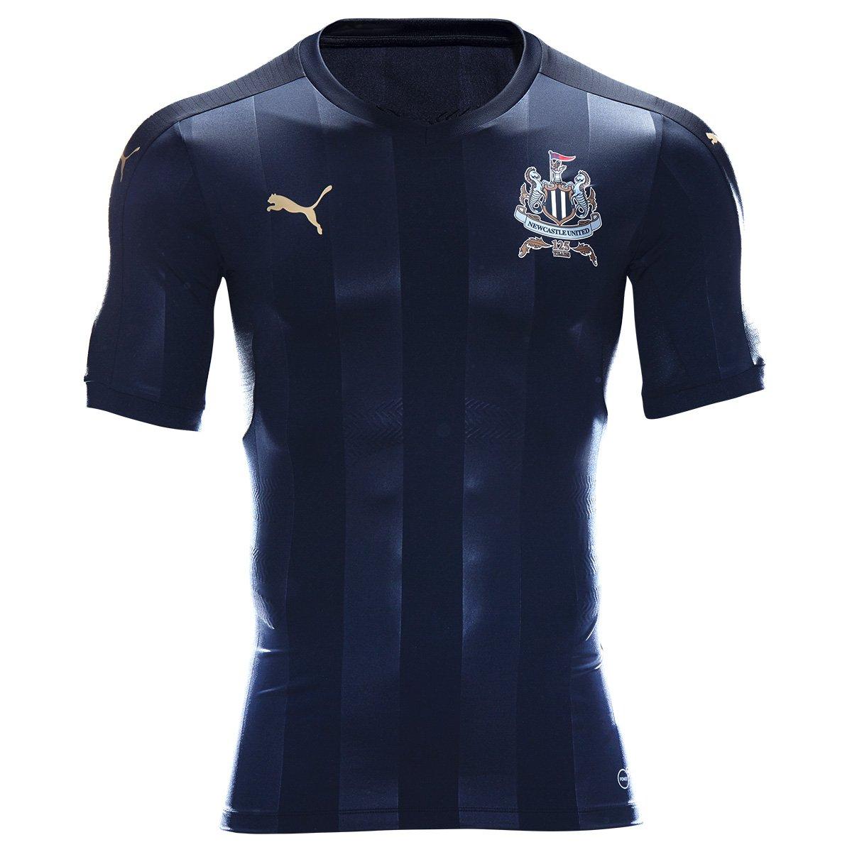 Camisa Newcastle United Third 17 18 s nº - Torcedor Puma Masculina - Compre  Agora  b0b0d91b8ca41