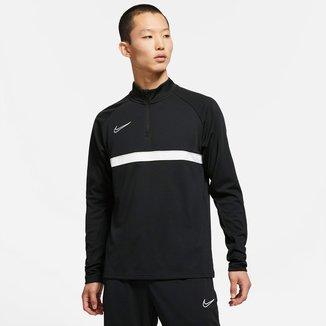 Camisa Nike Academy Top Dri-Fit Manga Longa Masculina