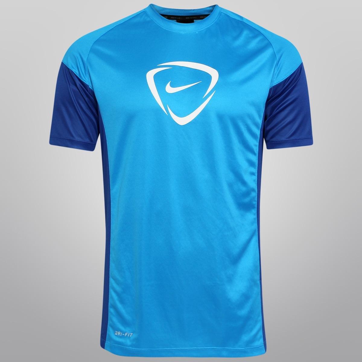 Camisa Nike Academy Training Top - Compre Agora  100b2fe2d0cbb