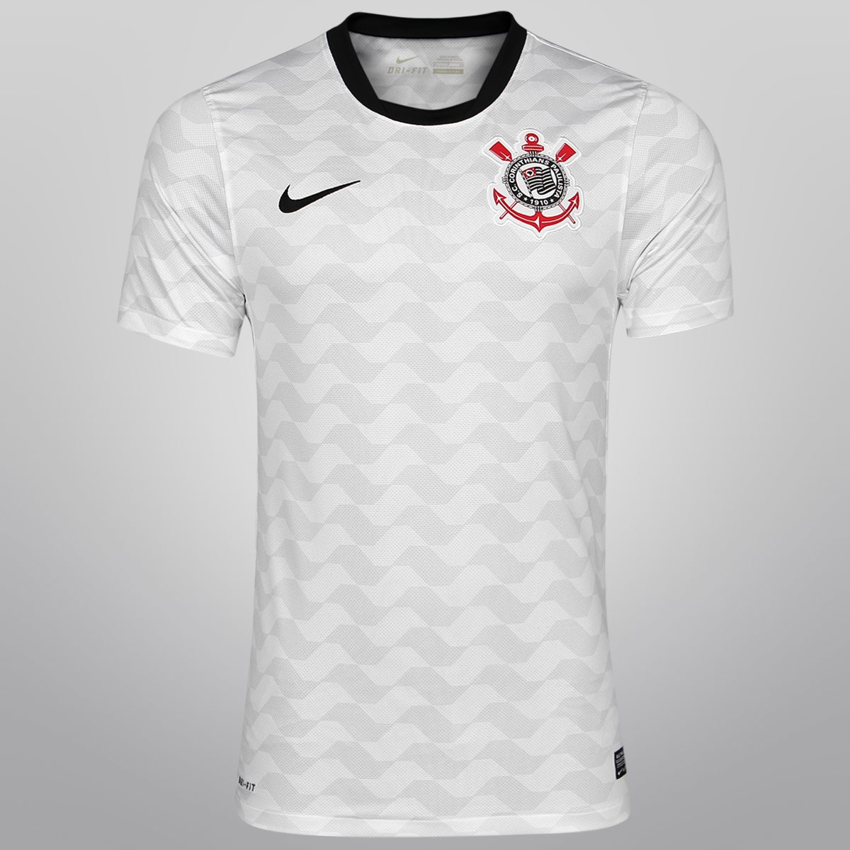 Camisa Nike Corinthians I 12 13 s nº - Torcedor - Compre Agora ... 48179a193e4