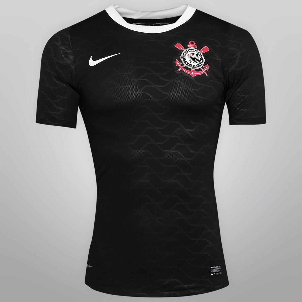 e1b416fa2cbd3 Camisa Nike Corinthians II 12 13 s nº - Jogador - Compre Agora ...