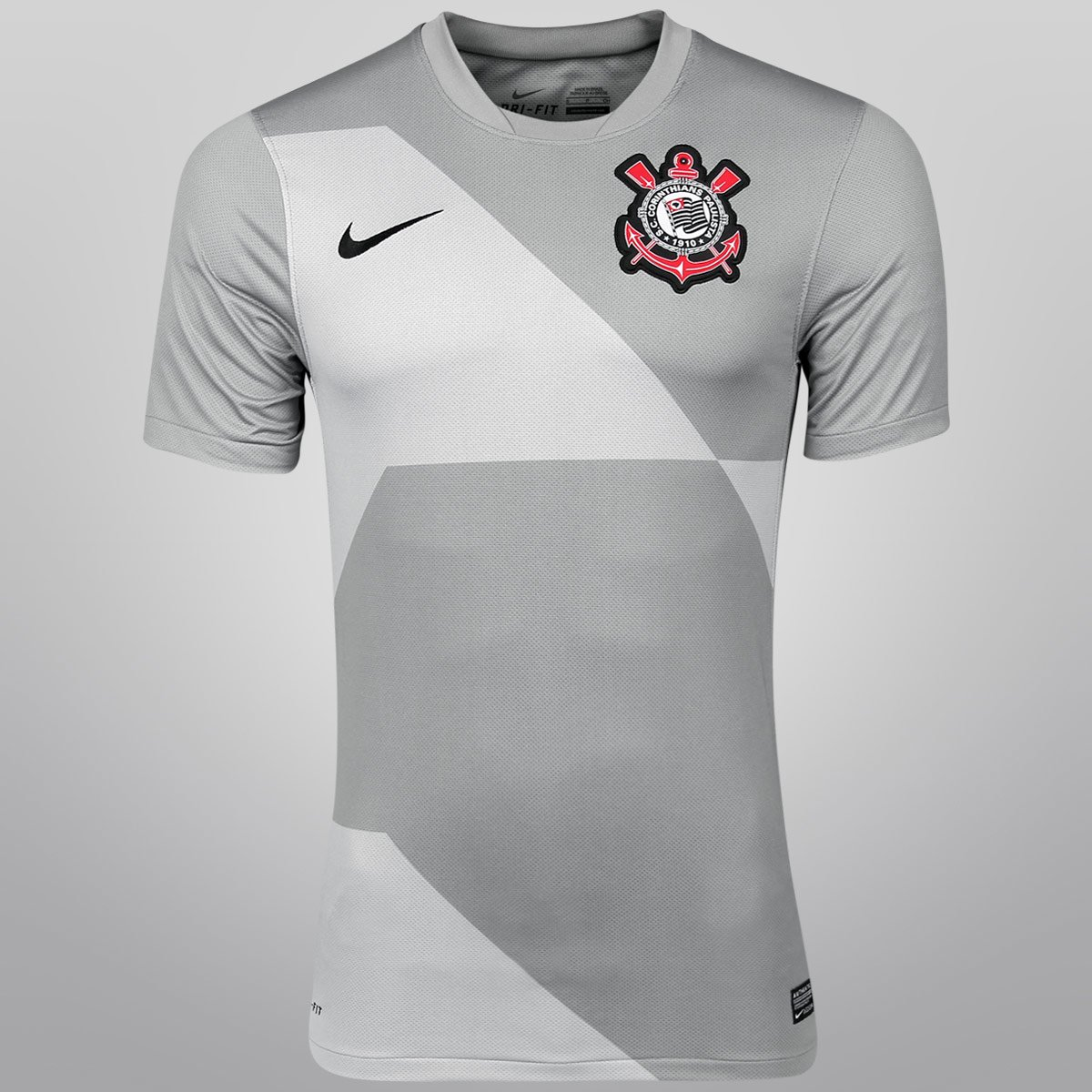 df946cf4b8 Camisa Nike Corinthians III 12 13 s nº - Compre Agora
