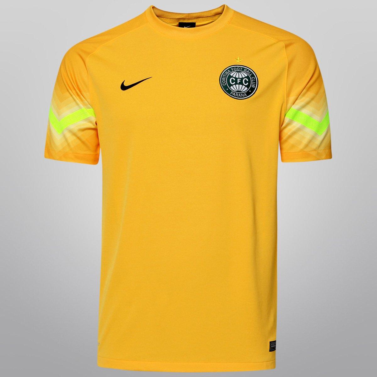 bd7b957222 Camisa Nike Coritiba Goleiro 2015 - Compre Agora