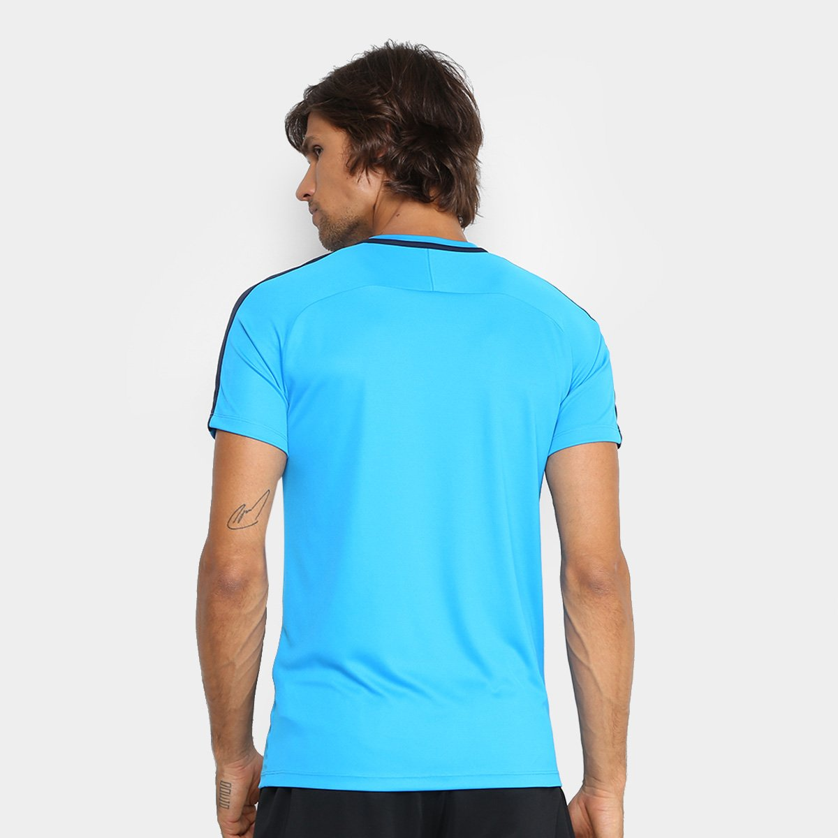 Camisa Nike Dry Academy SS GX Masculina - Compre Agora  1d1a0344eeb0c