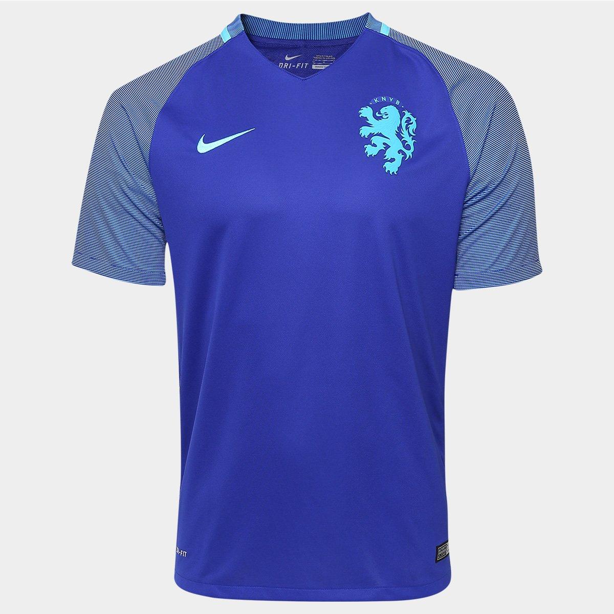 09f9f0562 Camisa Nike Holanda Away 2016 s/nº   Netshoes