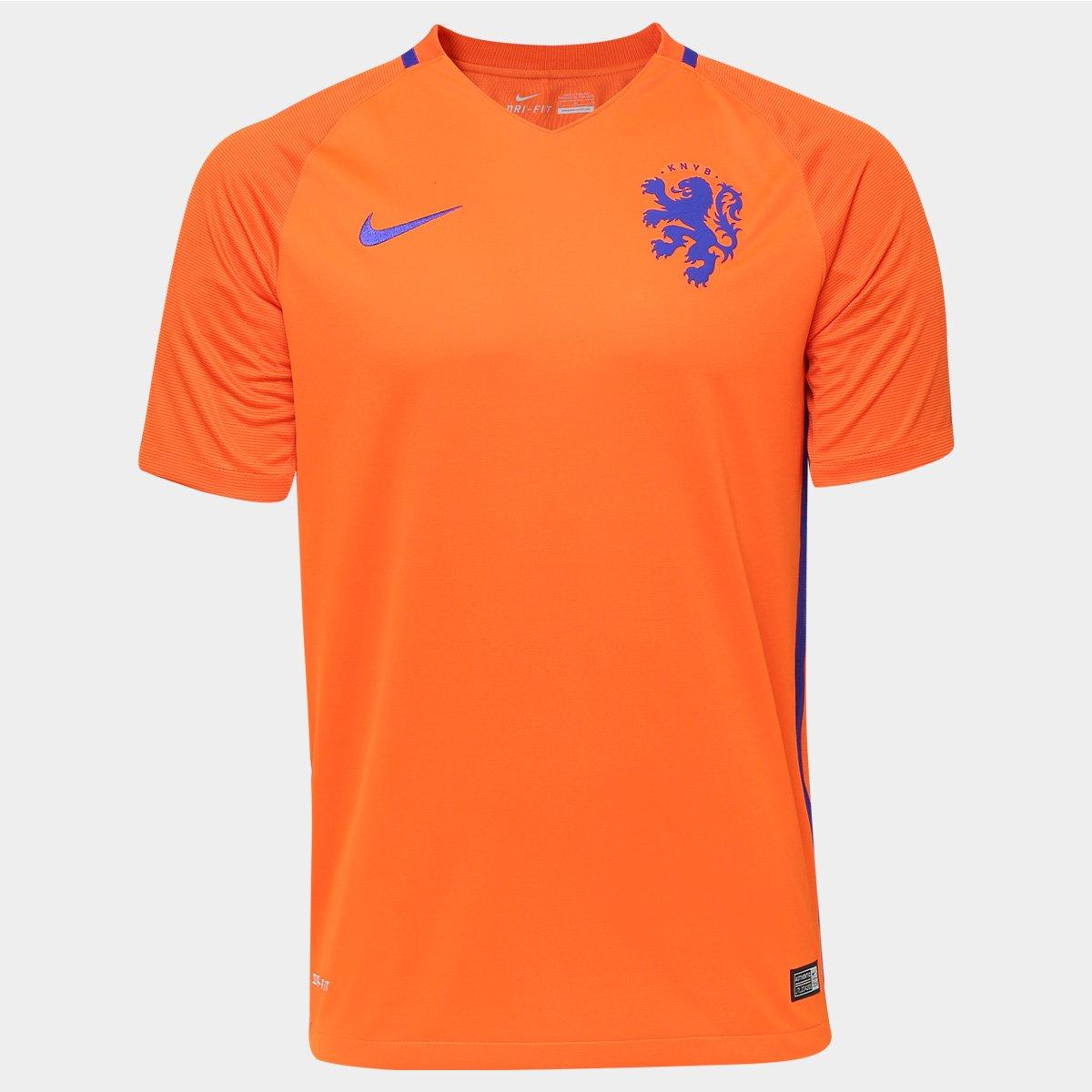 97a059d092 Camisa Nike Holanda Home 2016 s nº - Compre Agora