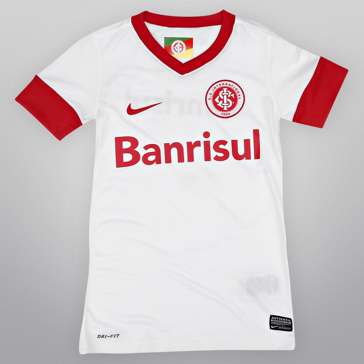 fd13be7ec7 Camisa Nike Internacional II 12 13 s nº Infantil - Compre Agora ...