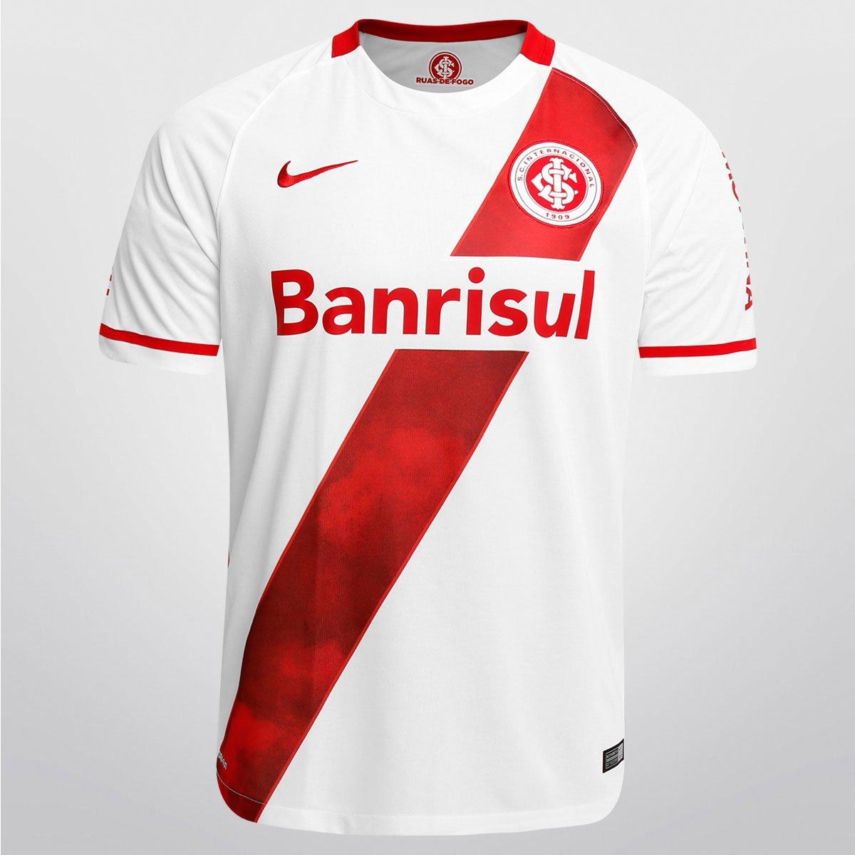 Camisa Nike Internacional II 15 16 s nº - Compre Agora  85727b2a624a9