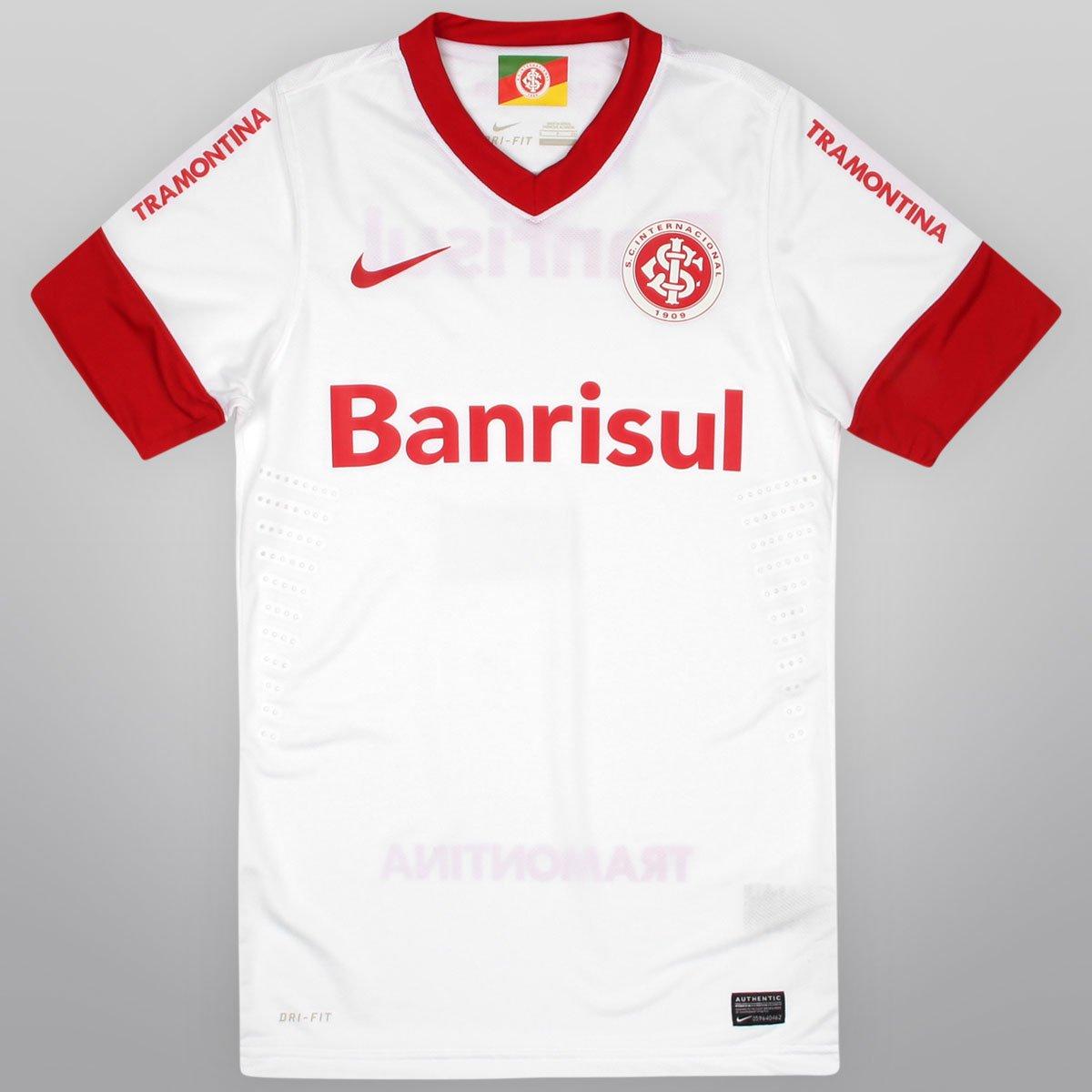 Camisa Nike Internacional II 2012 s nº - Jogador - Compre Agora ... 7099a46603d8c