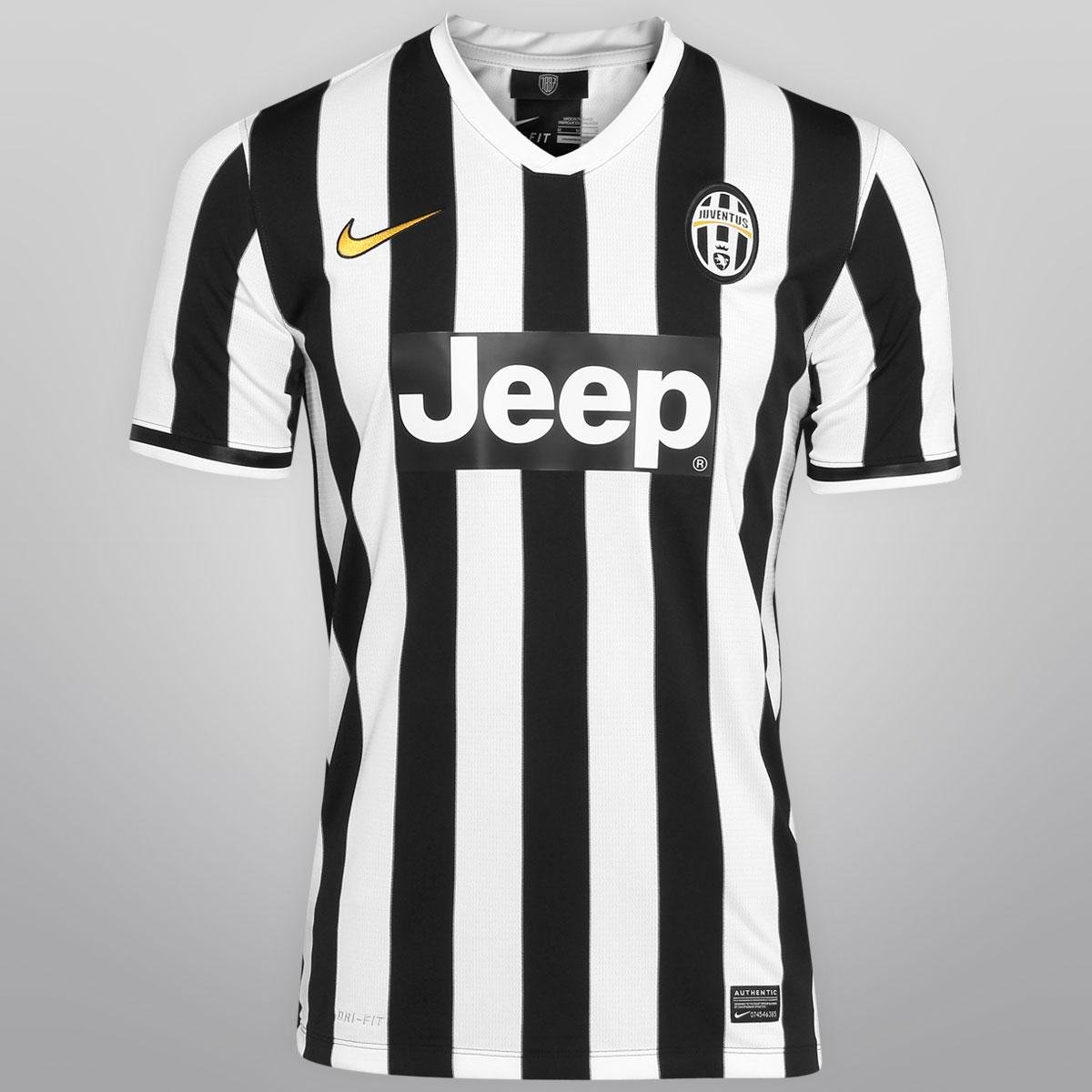 c07002be71 Camisa Nike Juventus Home 13 14 s nº - Compre Agora