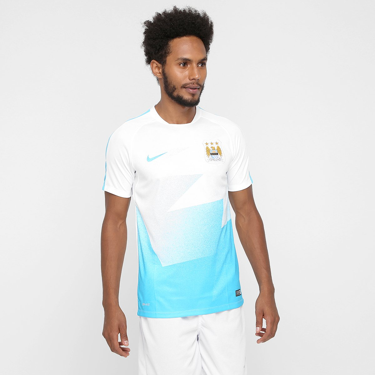 0fe2dbd449 Camisa Nike Manchester City Pre Match - Compre Agora