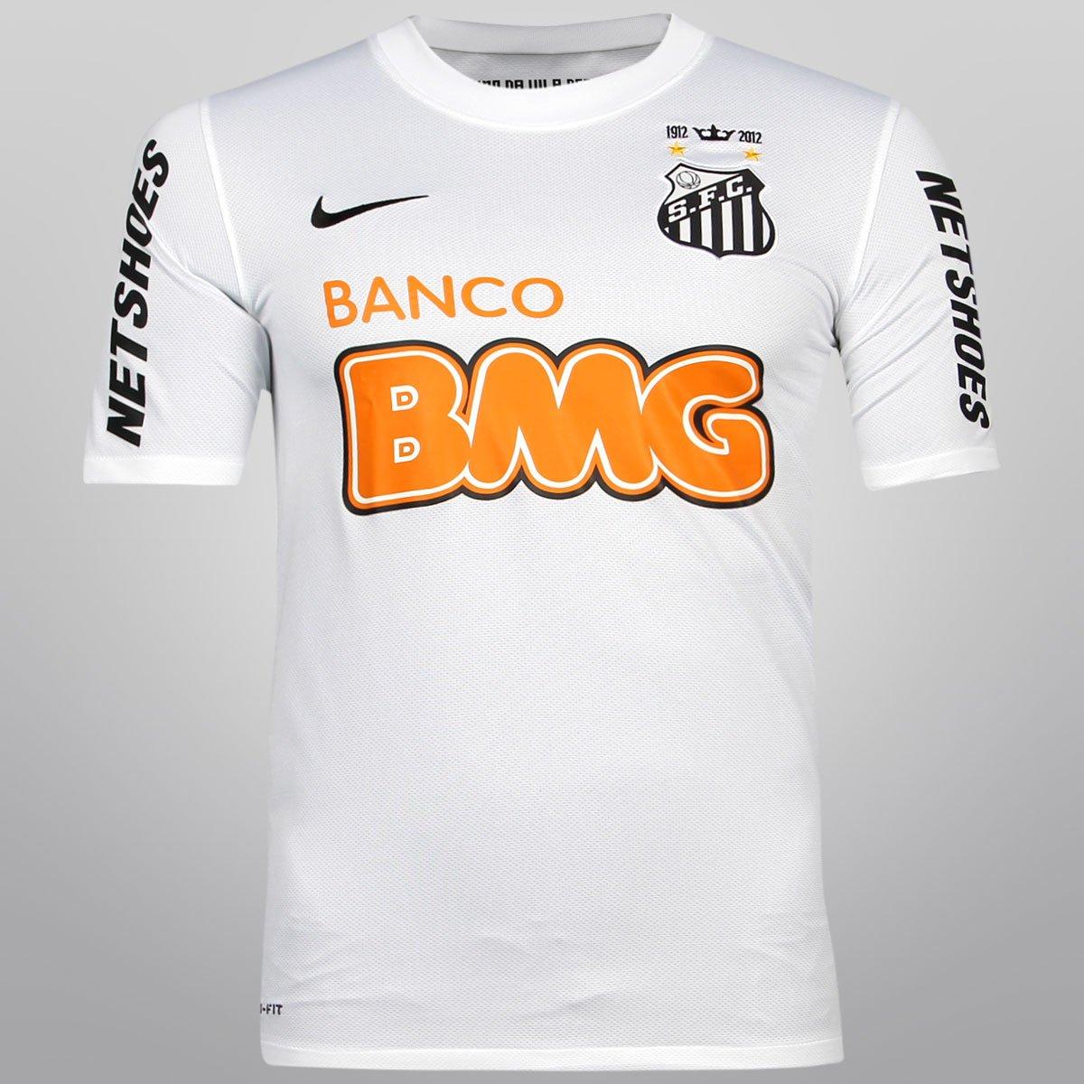 2c93c496e3 Camisa Nike Santos I 12 13 s nº - Compre Agora