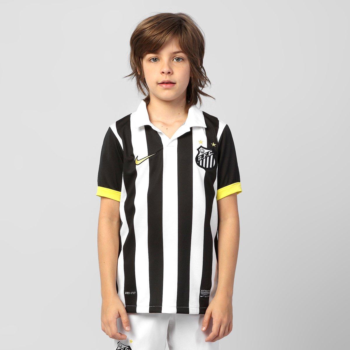 778069ae74 Camisa Nike Santos II 13 14 s nº Juvenil - Compre Agora