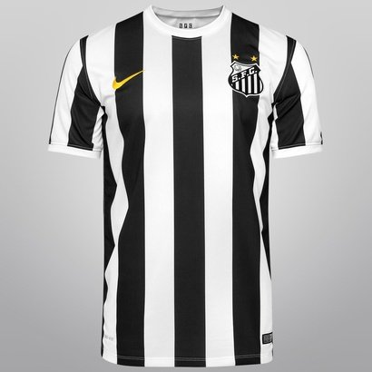 5b407d0a1b71b Camisa Nike Santos II 14 15 s nº - Torcedor - Compre Agora