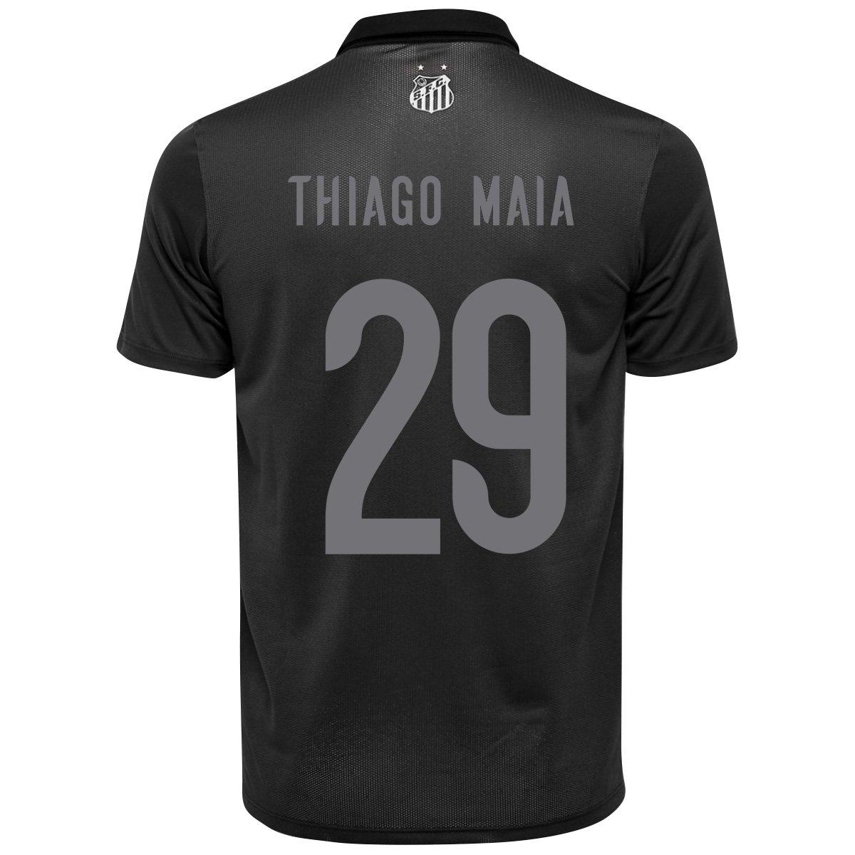 1b80f7d472837 Camisa Nike Santos III 2015 nº 29 - Thiago Maia - Compre Agora ...
