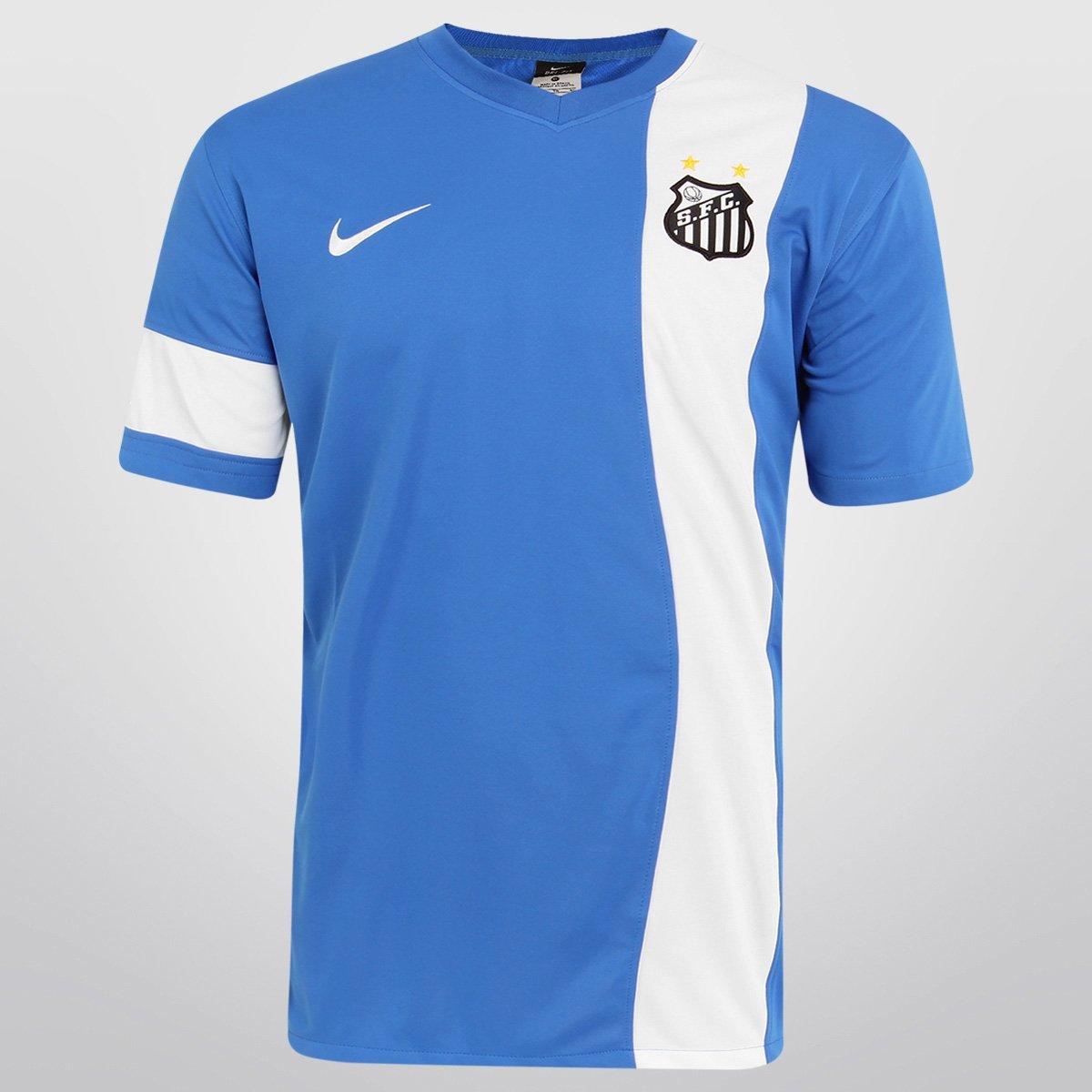 Camisa Nike Santos Treino 13 14 - Jogador - Compre Agora  ade91f186b5de