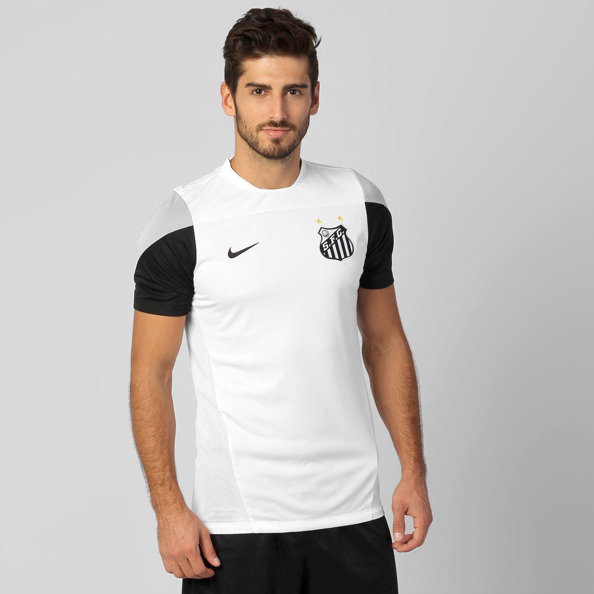 Camisa Nike Santos Treino 2014 - Compre Agora  627f8c802f49b