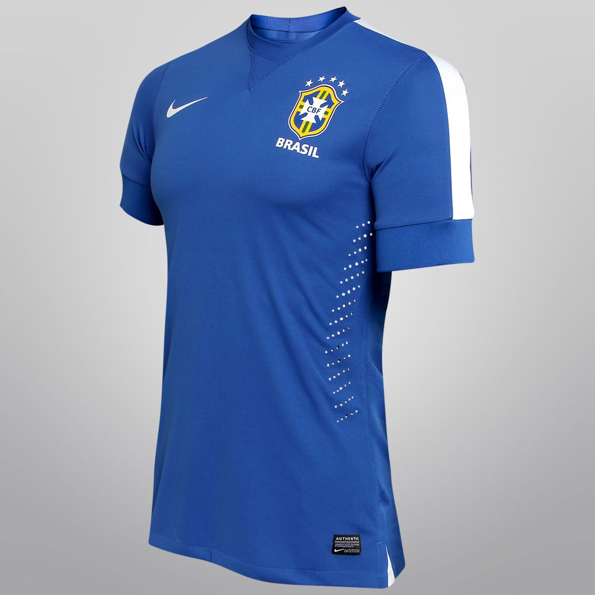 Camisa Nike Seleção Brasil II 2013 s nº - Jogador - Compre Agora ... ab93cfe77d344