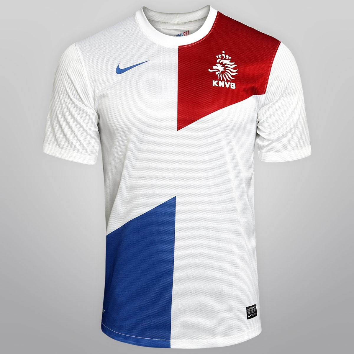 31a9fbb95 Camisa Nike Seleção Holanda Away 12 13 s nº - Compre Agora