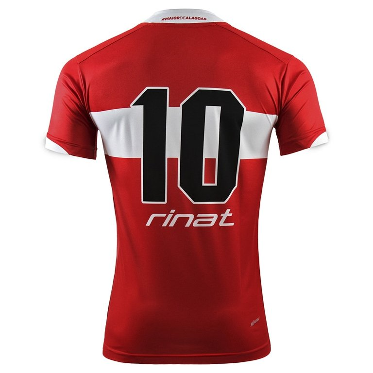 51da66daed ... Camisa Oficial Crb Alagoas Modelo Ii Super Bolla - Vermelho - Gg ...