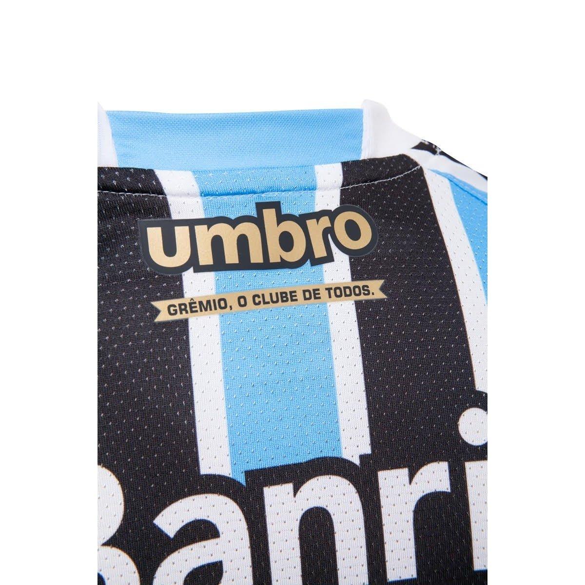 Camisa Oficial Masculina Umbro Grêmio OF 1 2018 - Compre Agora ... ea855febe1260