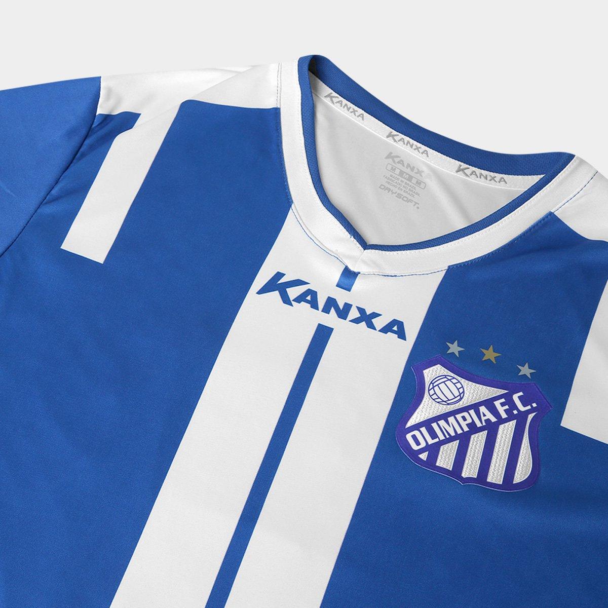 Camisa Olímpia I 2017 nº 10 - Torcedor Kanxa Masculina - Compre ... 63be340ce1daf