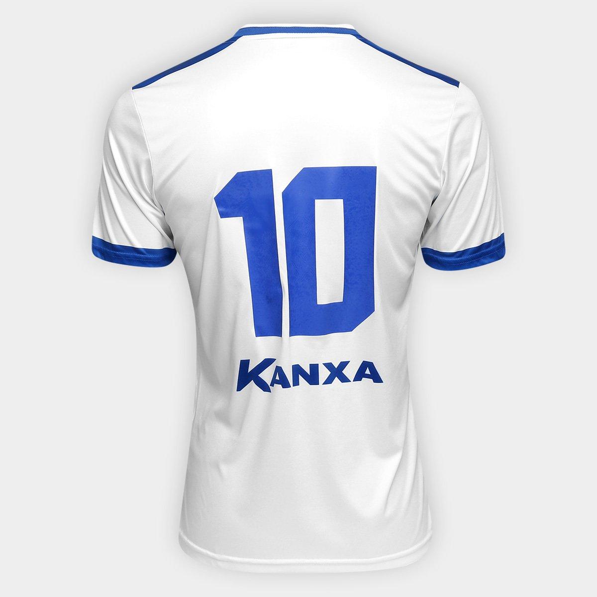 Camisa Olímpia II 2017 nº 10 - Torcedor Kanxa Masculina - Compre ... fc20b90417298