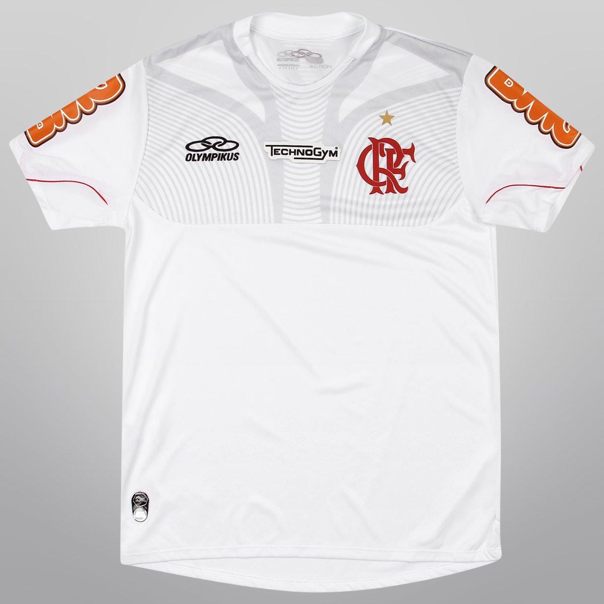Camisa Olympikus Flamengo Treino 2012 - Compre Agora  e2e38685f8881