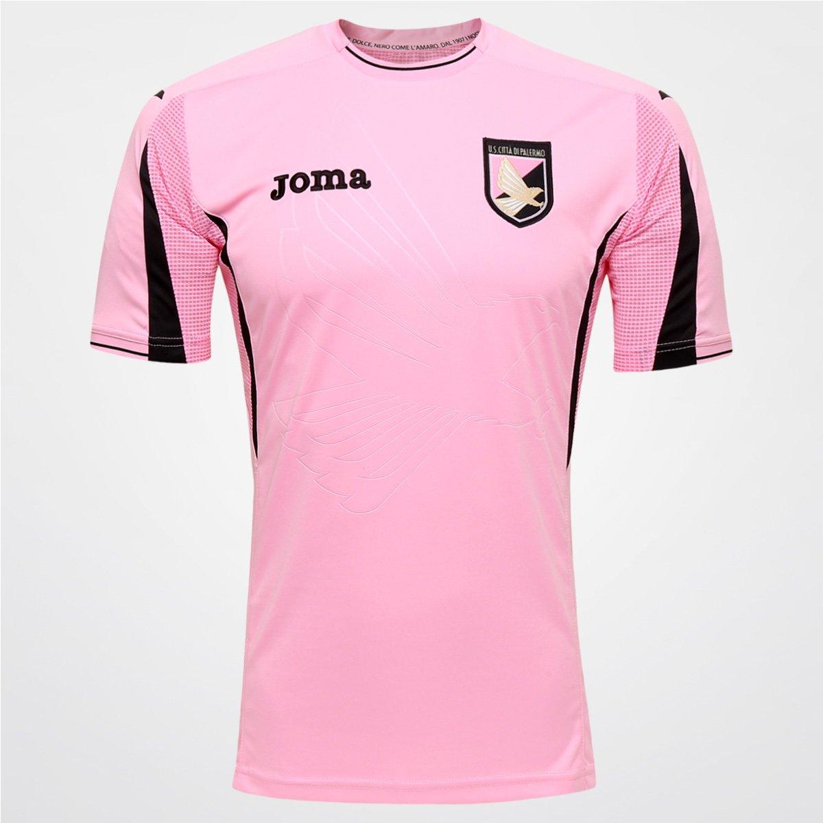 Camisa Palermo Home 15 16 s nº - Torcedor Joma Masculina - Compre Agora  d48e01adfdd82