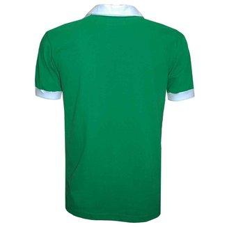 Camisa Palmeiras 191415 Liga Retrô  Verde gg Camisa Palmeiras 1914/15 Liga Retrô Feminina  Verde g