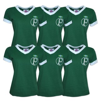 Camisa Palmeiras 1951 Liga Retrô Feminina  Verde G