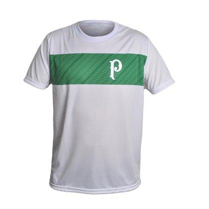Camisa Palmeiras 2021 Treino Supporter Palestra Branca