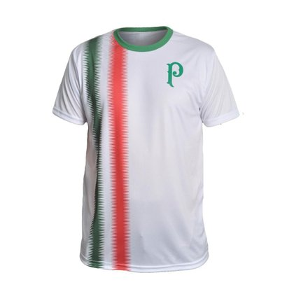 Camisa Palmeiras 2021 Treino Supporter Palestra Itália