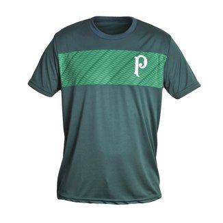Camisa Palmeiras 2021 Treino Supporter Palestra Verde