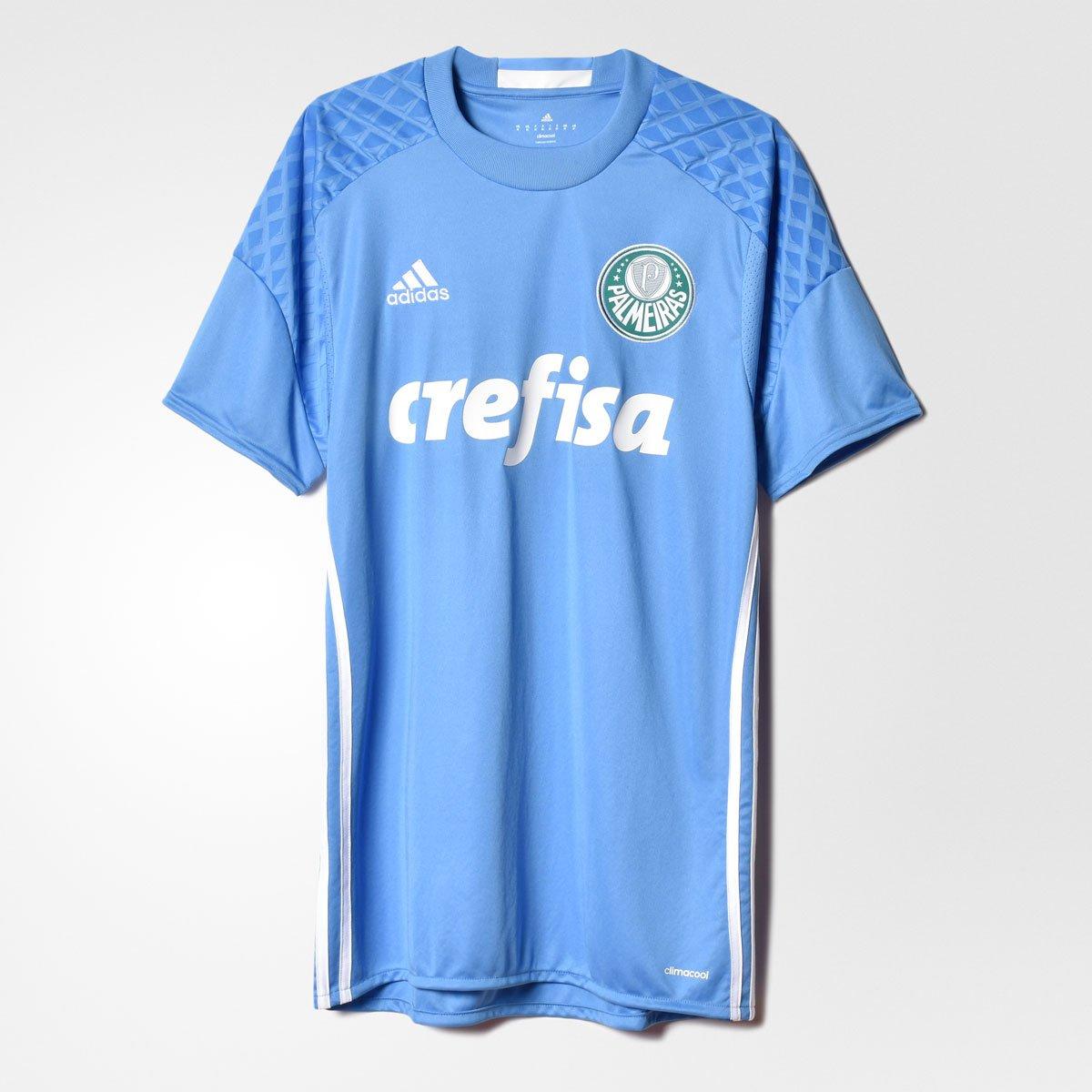 81c07d6d6e Camisa Palmeiras Goleiro 2016 s nº - Torcedor Adidas Masculina - Compre  Agora