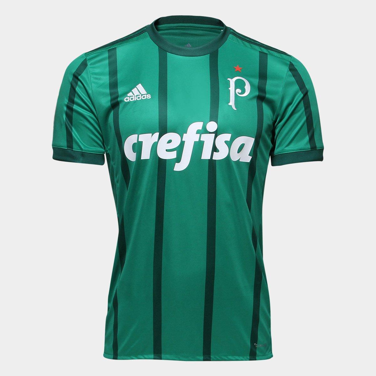 Camisa Palmeiras I 17 18 S Nº - Mundial de 1951 Torcedor Adidas Masculina -  Compre Agora  6fe42bfd77d4a