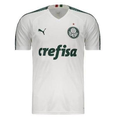 Camisa Palmeiras II 19/20 s/n° - Torcedor Puma Masculina - Masculino