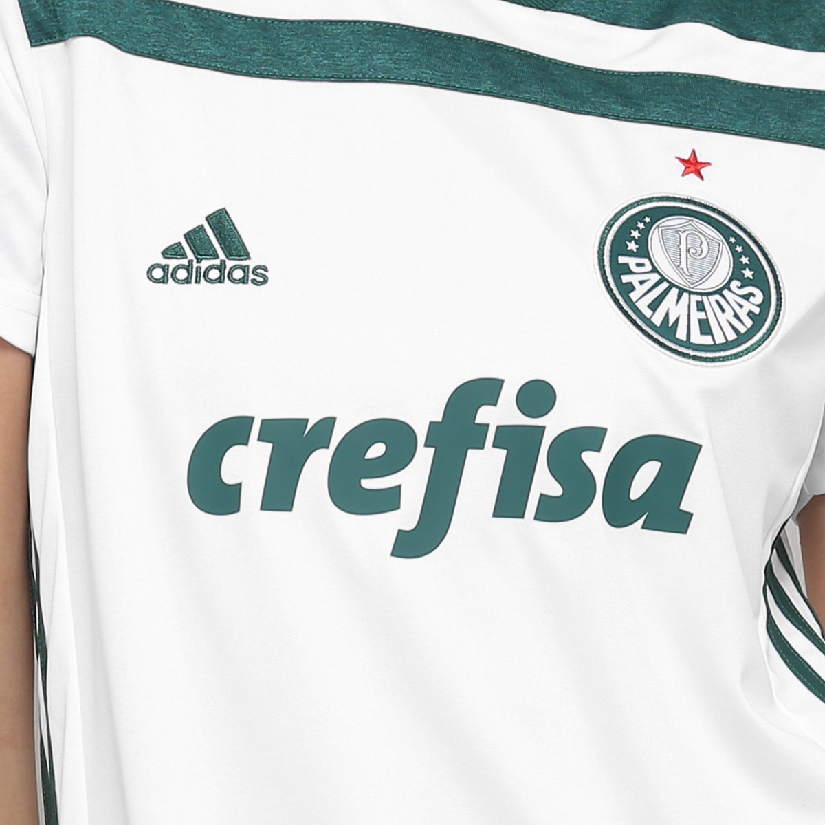 Torcedor Verde Branco e Camisa n° Adidas 2018 Feminina II Palmeiras s qWxxwOFP7B